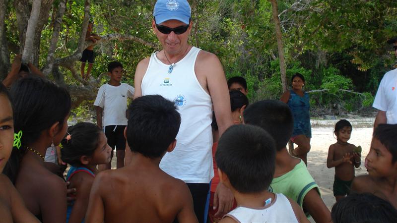Uma baleia na Amazônia - Parte 1