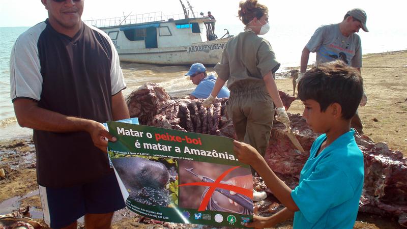 Uma baleia na Amazônia - Parte 3