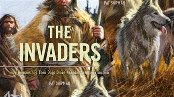Os cães-lobos e o homem moderno